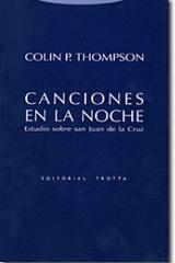 Canciones en la noche - Colin P. Thompson - Trotta