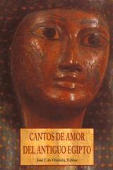 Cantos de amor del antiguo Egipto -  AA.VV. - Olañeta