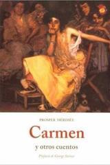 Carmen y otros cuentos - Prosper Mérimée - Olañeta