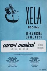 Carnet musical (abril) -  AA.VV. - Otras editoriales