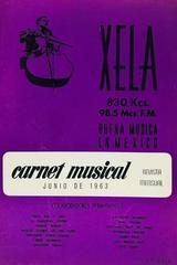 Carnet musical (junio) -  AA.VV. - Otras editoriales