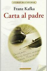 Carta al padre - Franz Kafka - Ediciones Brontes