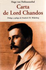 Carta de Lord Chandos - Hugo von Hofmannsthal - Olañeta
