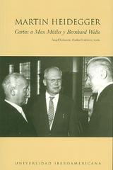 Cartas a Max Müller y Bernhard Welte - Ángel Xolocotzi Yáñez  - Ibero