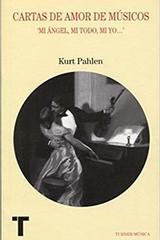Cartas de amor de músicos - Kurt Pahlen - Turner