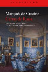Cartas de Rusia - Marques de Custine - Acantilado