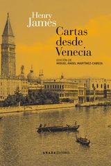Cartas desde Venecia - Henry David James - Abada Editores
