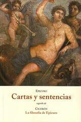 Cartas y sentencias -  Epicuro - Olañeta