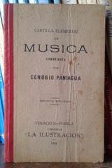 Cartilla elemental de música - Cenobio Paniagua -  AA.VV. - Otras editoriales