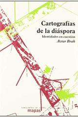 Cartografias de la diaspora - Avtar Brah - Traficantes de sueños