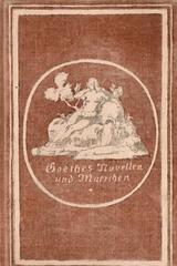Goethes Novellen und Märchen - Johann Wolfgang Goethe - Otras editoriales