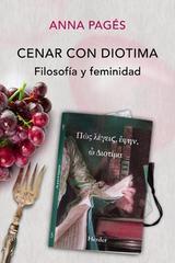 Cenar con Diotima - Anna Pagés - Herder