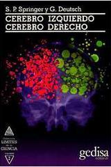 Cerebro izquierdo, cerebro derecho -  AA.VV. - Editorial Gedisa