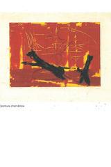Escritura chamánica - Víctor Ramírez - Grabados