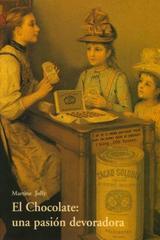 El Chocolate - Martine Jolly - Olañeta