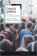 Ciencia política - Josep María Vallès - Ariel