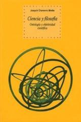 Ciencia y filosofía - Joaquín Chamorro - Akal