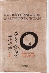 Los Cinco rangos del maestro zen tosan - Shinichi Hisamatsu - Herder