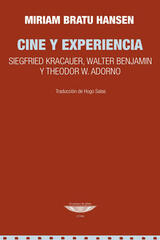 Cine y experiencia - Miriam Bratu Hansen - Cuenco de plata