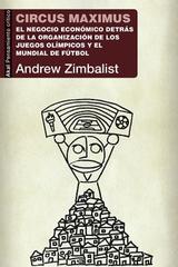Circus maximus - Andrew Zimbalist - Akal