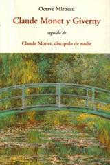 Claude Monet y Giverny - Octave Mirbeau - Olañeta