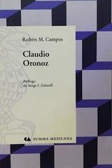 Claudio Oronoz - Rubén M. Campos -  AA.VV. - Otras editoriales