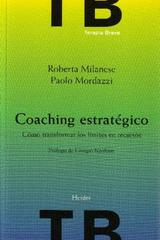 Coaching estratégico - Roberta Milanese - Herder