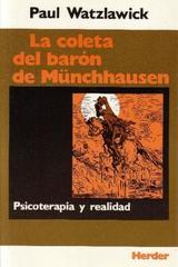 La Coleta del Barón de Münchhausen - Paul Watzlawick - Herder
