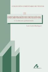 Comentario pragmático de comunicación oral - Luis Cortés Rodríguez - Arco