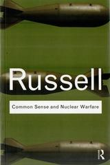 Common Sense and Nuclear Warfare - Bertrand Russell - Otras editoriales