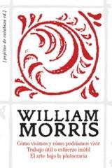 Cómo vivimos y cómo podríamos vivir - William Morris - Pepitas de calabaza