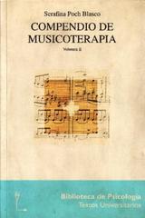 Compendio de musicoterapia II - Serafina Poch Blasco - Herder
