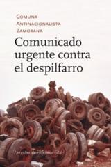 Comunicado urgente contra el despilfarro -  AA.VV. - Pepitas de calabaza