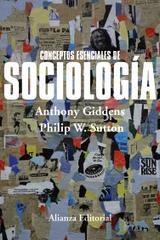Conceptos esenciales de sociología -  AA.VV. - Alianza editorial