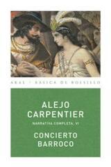 Concierto barroco - Alejo Carpentier - Akal