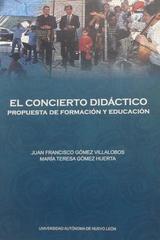 Concierto didáctico, El. (incluye cd) -  AA.VV. - Otras editoriales