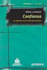 Confianza - Niklas Luhmann - Ibero