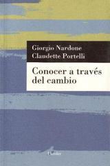 Conocer a través del cambio  - Giorgio Nardone - Herder