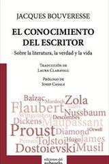 El conocimiento del escritor - Jacques Bouveresse - Ediciones del subsuelo