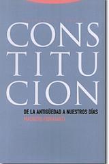 Constitución - Maurizio Fioravanti - Trotta