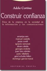 Construir confianza - Adela Cortina - Trotta