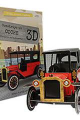 Construye un coche 3D -  AA.VV. - Sassi