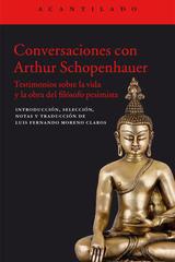 Conversaciones con Arthur Schopenhauer - Arthur Schopenhauer - Acantilado