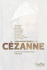 Conversaciones con Cézanne -  AA.VV. - Cactus
