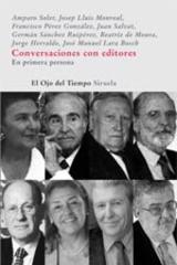 Conversaciones con editores -  AA.VV. - Siruela