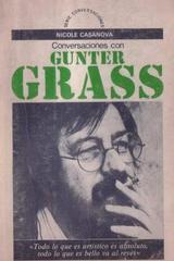 Conversaciones Con Gunter Grass - Nicole Casanova - Editorial Gedisa