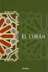 El Corán - Julio Cortés (ed) - Herder