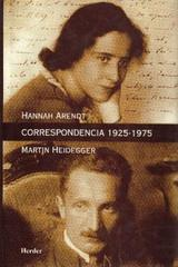 Correspondencia 1925-1975 - Martin Heidegger - Herder