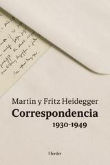 Correspondencia 1930 - 1949 -  AA.VV. - Herder