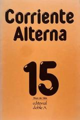 Corriente Alterna (#15) -  AA.VV. - Otras editoriales